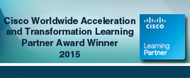 Cisco Learning Partner of the Year